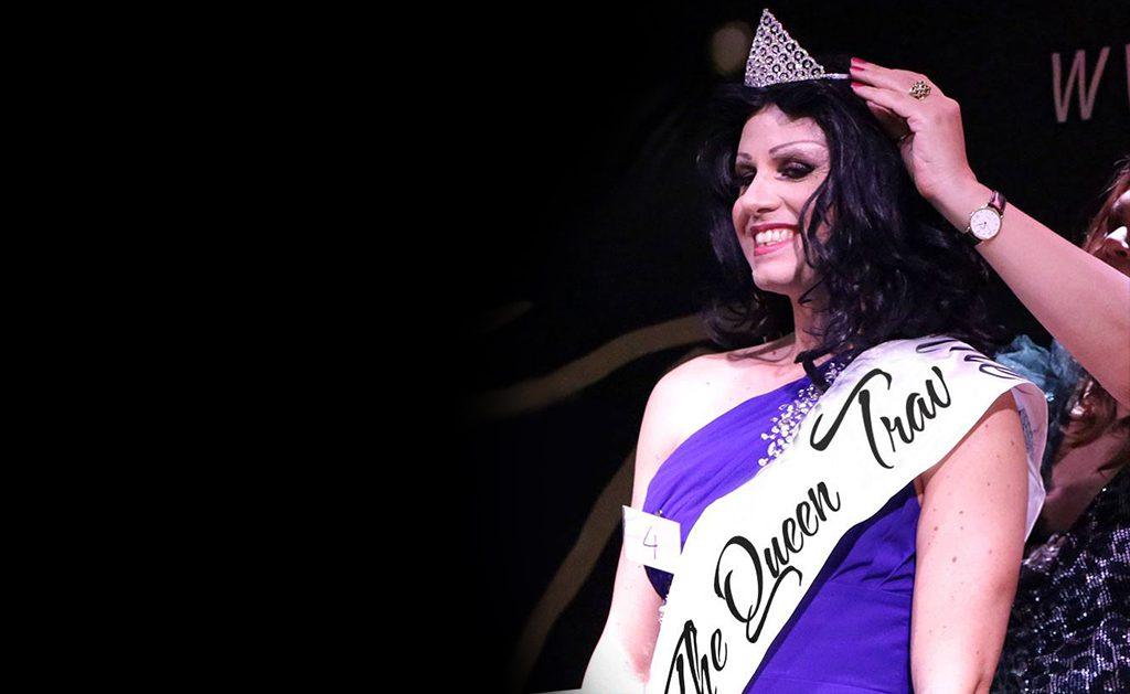 Lakisha Moore - Vincitrice The Queen Trav 2018 Concorso Nazionale